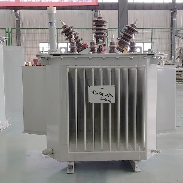 S13立体卷铁心油浸式变压器