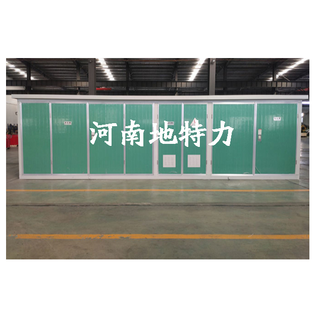 YB-40.5预装箱式变电站(欧式)