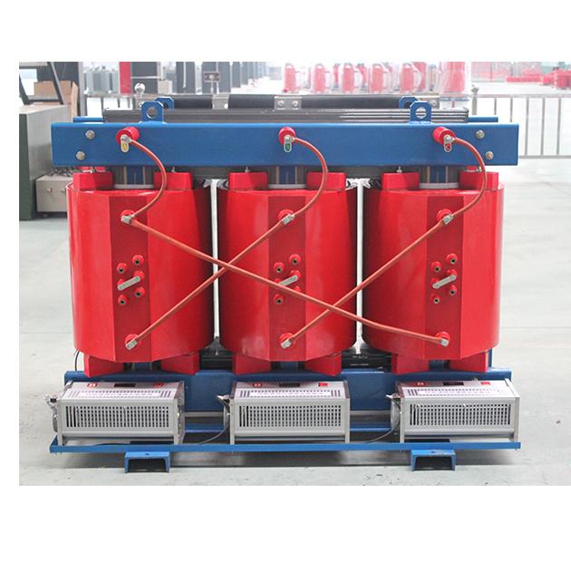 SCB12环氧浇注干式变压器