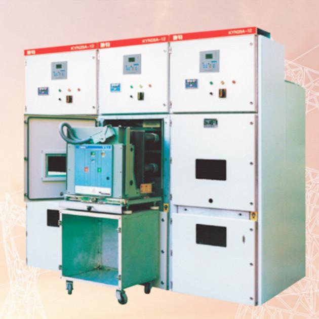 KYN61-40.5铠装移开式交流金属封闭开关设备