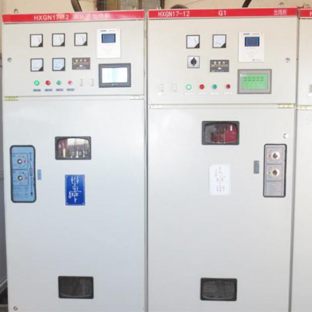 HXGN17-12 箱型固定式交流金属封闭开关设备
