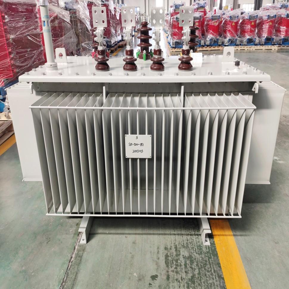 S(B)H15型系列油浸式非晶合金铁心变压器