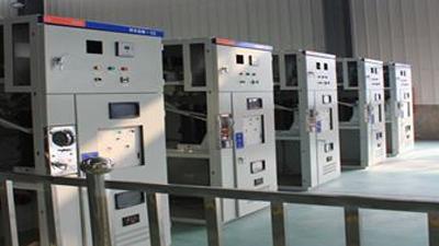 河南地特力为昆山电子厂提供大批量高低压配电柜