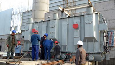 地特力与徐州常开电气3年多的合作,客户一直很满意!